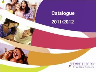 Catalogue 2011/2012