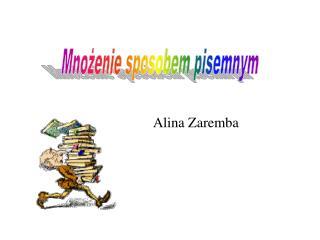 Alina Zaremba