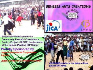 GENESIS ARTS CREATIONS