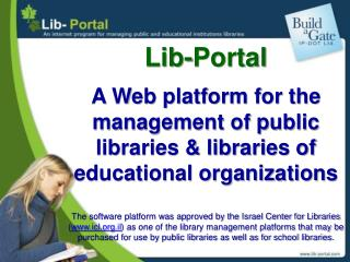 Lib-Portal