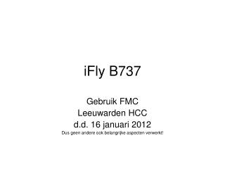 iFly B737