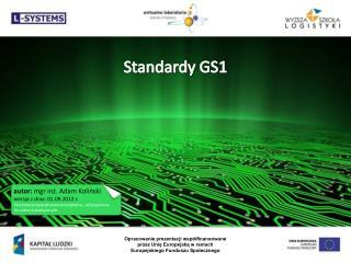 Standardy GS1