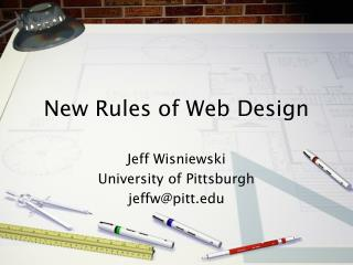 New Rules of Web Design