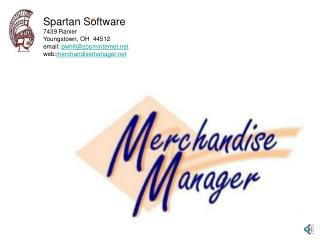 Spartan Software 7439 Ranier Youngstown, OH  44512