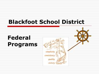 Blackfoot School District
