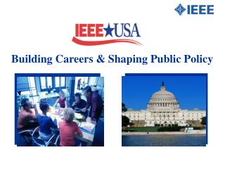 Building Careers & Shaping Public Policy