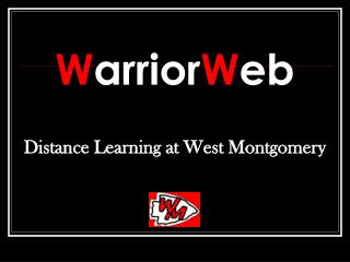 Distance Learning at West Montgomery