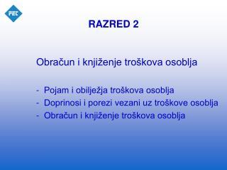 RAZRED 2