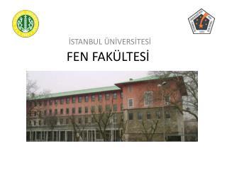 FEN FAKÜLTESİ