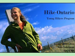 Hike Ontario