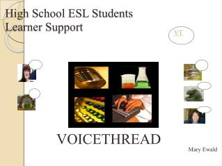 High School ESL Students Learner Support