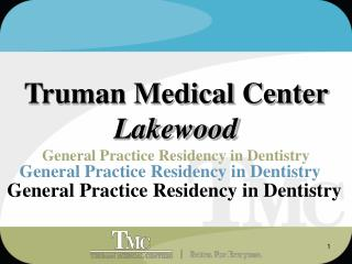 Truman Medical Center  Lakewood