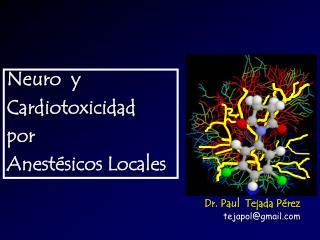 Dr. Paul  Tejada Pérez tejapol@gmail