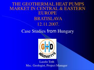 Case Studies  from  Hungary