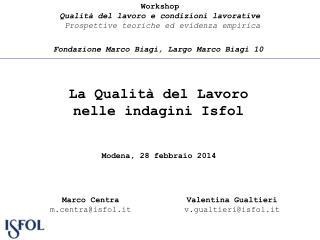 Modena, 28 febbraio 2014