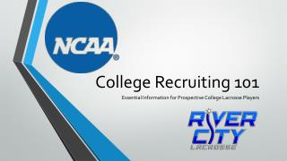 College Recruiting 101