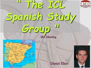 """ The ICL Spanish Study Group  """