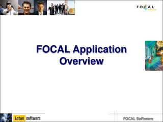 FOCAL Application Overview