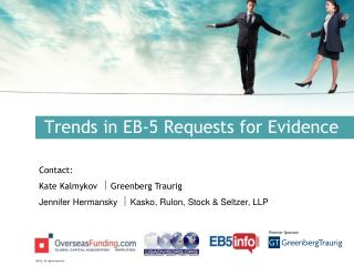 Trends in EB-5 Requests for Evidence