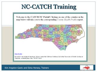 NC-CATCH Training