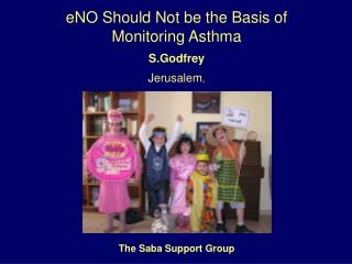 eNO Should Not be the Basis of  Monitoring Asthma