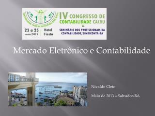 Mercado Eletrônico e Contabilidade