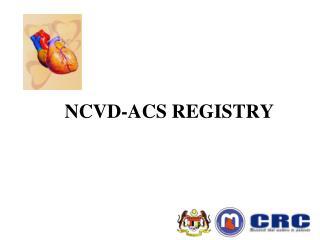 NCVD-ACS REGISTRY