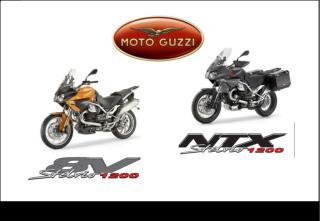 STELVIO 1200 8V & STELVIO 1200 NTX