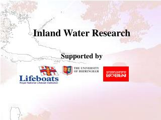 Inland Water Research