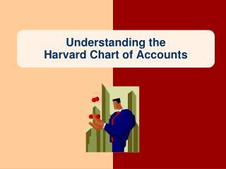 Understanding the  Harvard Chart of Accounts