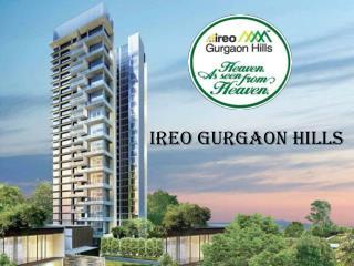 Residential Apartments At Ireo Gurgaon Hills {{{Gurgaon}}}