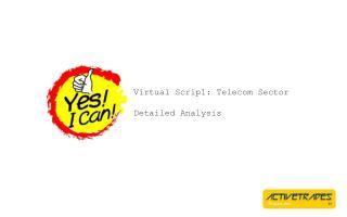 Virtual Scrip1: Telecom Sector Detailed Analysis