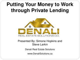 Denali Real Estate Solutions