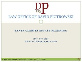 Law Office of David Piotrowski