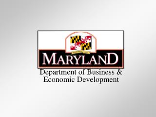 Department of Business & Economic Development