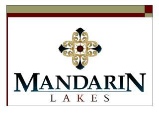 Mandarin Lakes