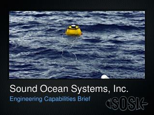 Sound Ocean Systems, Inc.