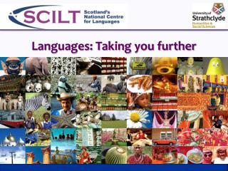 Languages: Taking you further