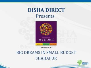 BIG DREAMS IN SMALL BUDGET SHAHAPUR