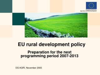 EU rural development policy
