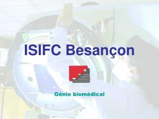 ISIFC Besançon