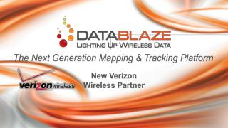 The Next Generation Mapping & Tracking Platform