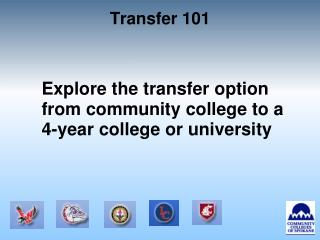Transfer 101