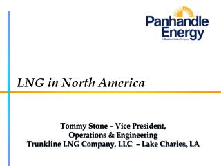 LNG in North America