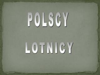 POLSCY