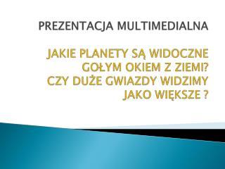 SPIS TREŚCI: