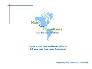 info@northsys, 778-887-7108, Vancouver B.C