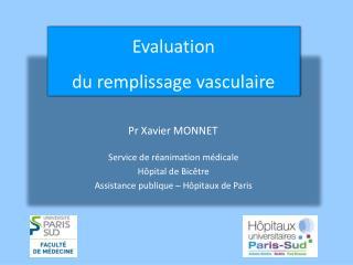 Pr Xavier MONNET