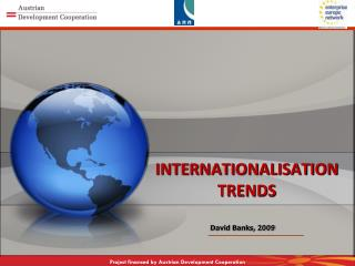 INTERNATIONALISATION TRENDS