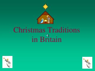 Christmas Traditions in Britain